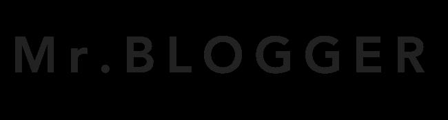 Mr.Blogger ーブログとアフィリエイトで人生をもっと自由にー